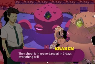 Kraken Academy Is An Absurd Time-Loop Adventure That Gets Sillier By The Second 3