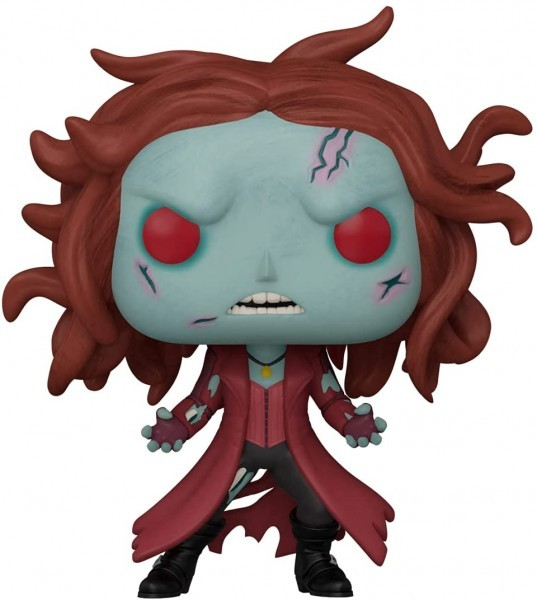 """Marvel's """"What If...?"""" Is Getting 11 Funko Pops, Including Several Zombies 1"""