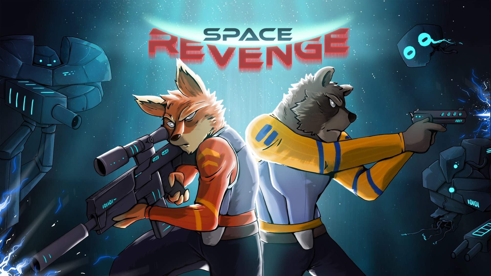 Space Revenge Is Now Available For Digital Pre-order And Pre-download On Xbox One And Xbox Series X S 1