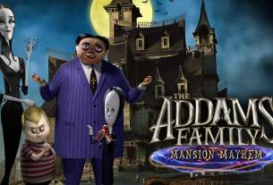 The Addams Family: Mansion Mayhem Is Now Available For Digital Pre-order And Pre-download On Xbox One And Xbox Series X|S 7
