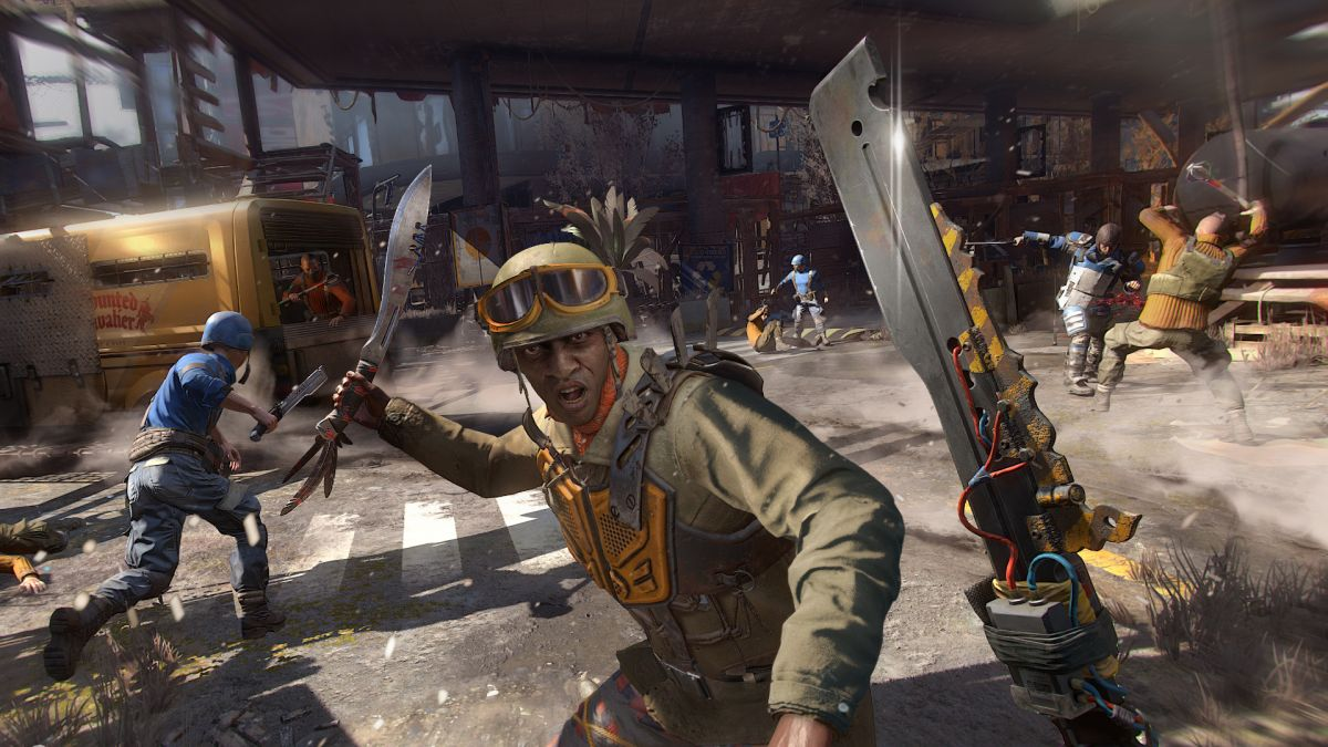 Weapon degradation will return in Dying Light 2 dying light 2 1