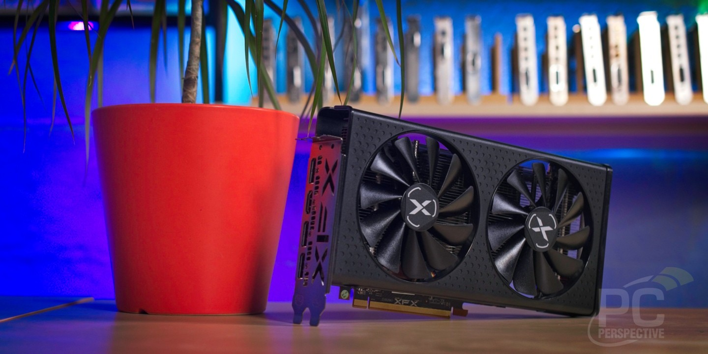 AMD Radeon RX 6600 Review – XFX SWFT 210 Tested 1
