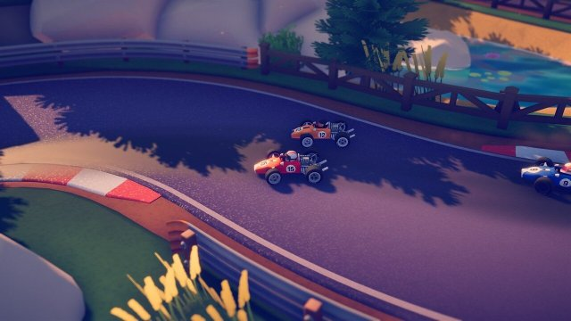 Circuit Superstars Is Out Now On PC And Xbox, 'Coming Soon' To Switch 2