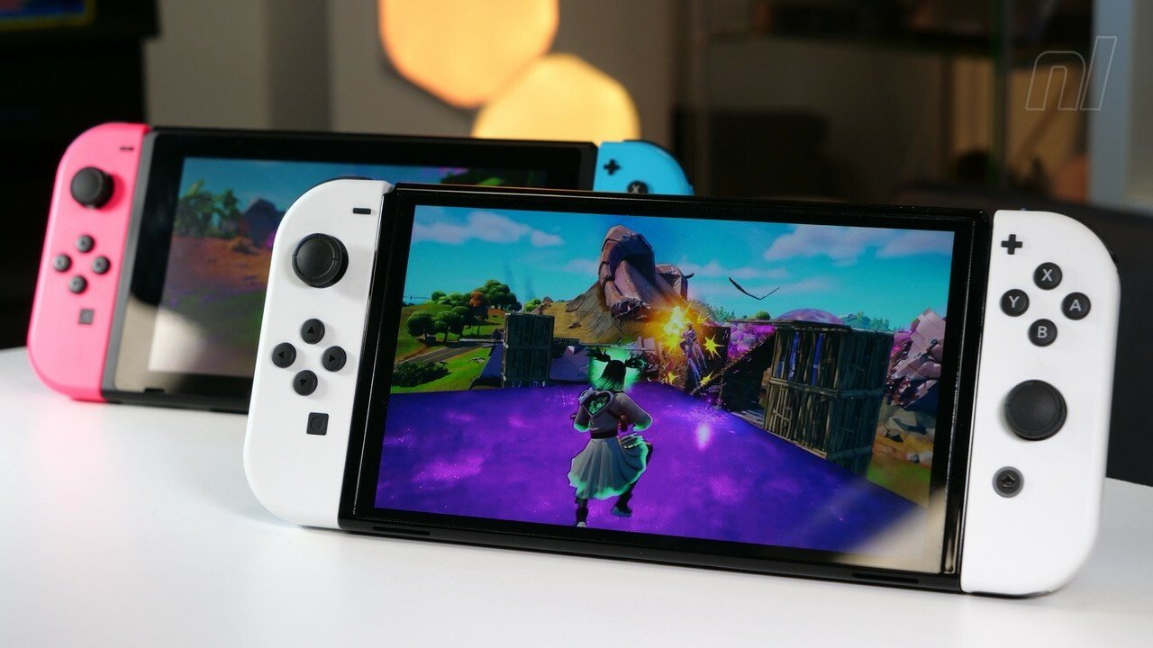 Gallery: Nintendo Switch OLED Vs Standard Switch - The Key Differences In Pictures 1