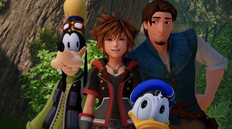 'Kingdom Hearts Integrum Masterpiece' Collection Brings The Entire Saga To Switch 1