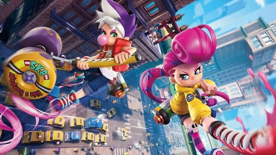 Ninjala Has Now Been Downloaded Eight Million Times On The Switch eShop 1