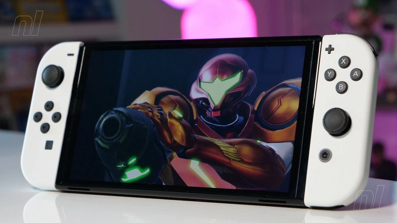 Video: Digital Foundry Gives Its Assessment Of The Switch OLED Model 1