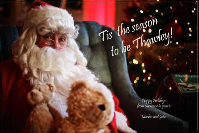 Tis the Season to be Thawley