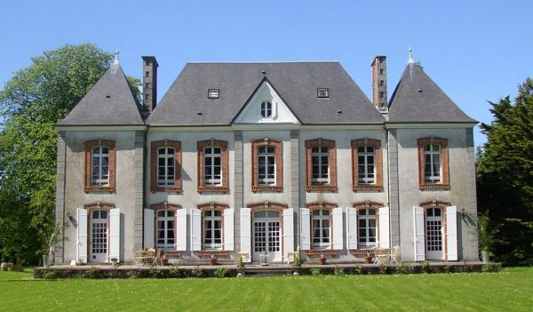 french chateau house plans best of 16 wonderful french - 963×564