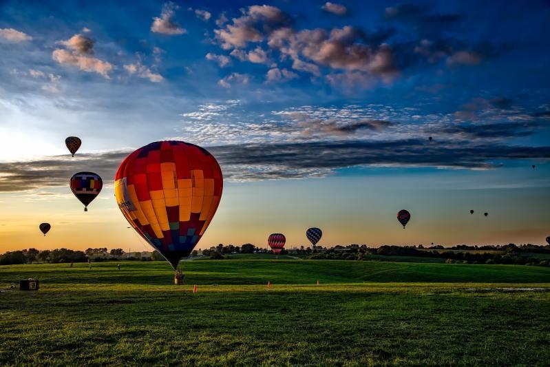 Hot Air Ballon Manali Himachal Pradesh