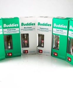 Buddies vape carts