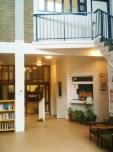 The inviting hallway, Telegraph Hill Centre