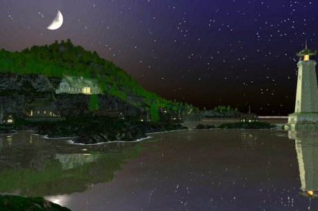 The Evening Stars
