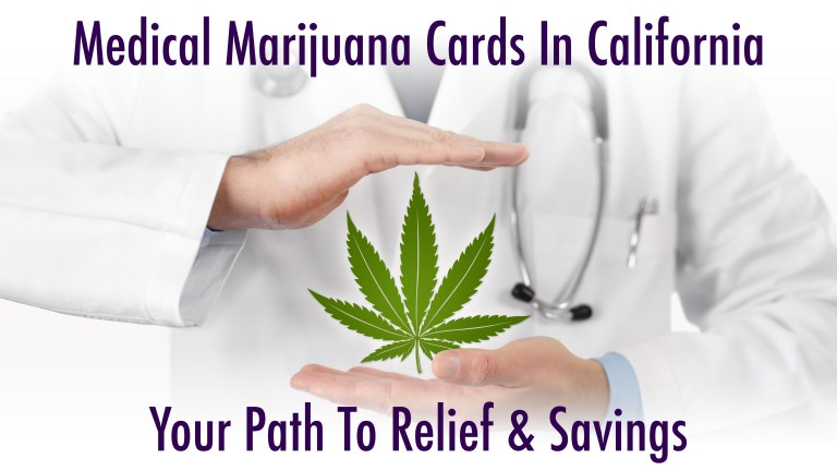 A discussion on the benefits & protections that come with a medical marijuana card in California.
