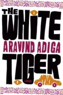 White Tiger, book