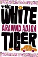 White Tiger, book