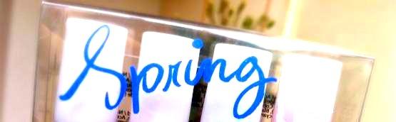 retour du printemps
