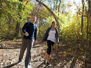 Promega walking trail