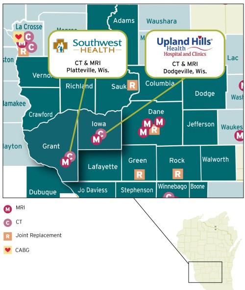 new provider locations