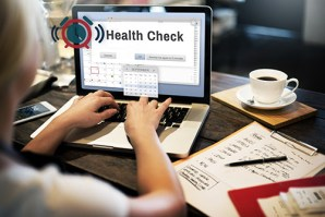 health check alarm