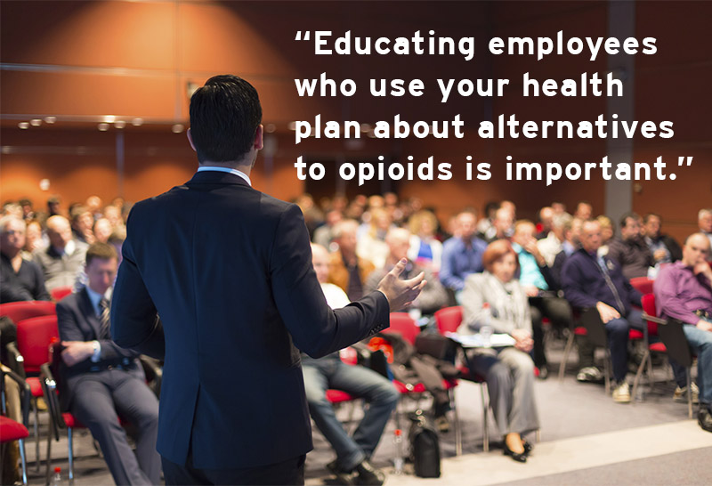 Employer Takeaways from The Alliance's Opioid Epidemic Summit