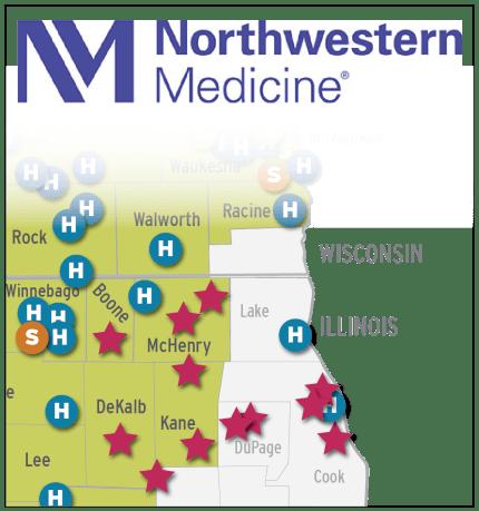 Northwestern In Network