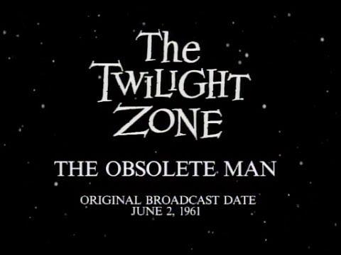 The Obsolete Man