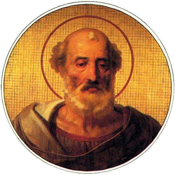 Saint of the Day Quote:  Pope Saint Julius I