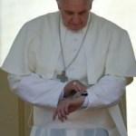 PopeWatch:  Cherchez la femme