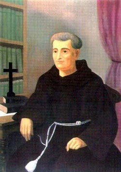 Saint of the Day Quote:  Blessed Antonio de Sant'Anna Galvao
