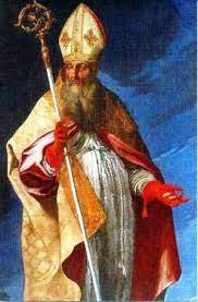 Saint of the Day Quote:  Saint Liborius of Le Mans