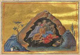 Saint of the Day Quote:  The Seven Sleepers of Ephesus