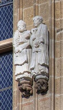 Saint of the Day Quote:  Saint Severinus