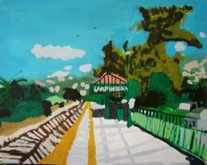 Carpinteria Train Station