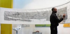 "Stephen Wiltshire ""London Panorama"""