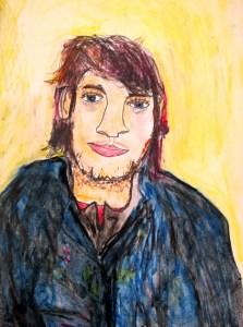 "Eddie Callis ""Self Portrait"""
