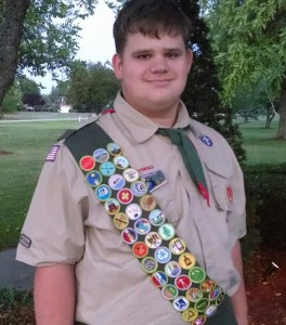 Michael Whary made a video for parents of newly diagnosed children for his Eagle Scout badge - watch it in his blog.