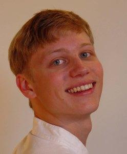 Benjamin happy face