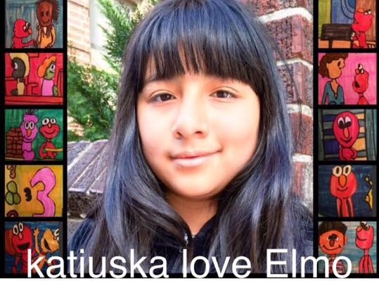 Autism Unveiled: Katiuska: kind, smart, artistic girl who loves Dora the