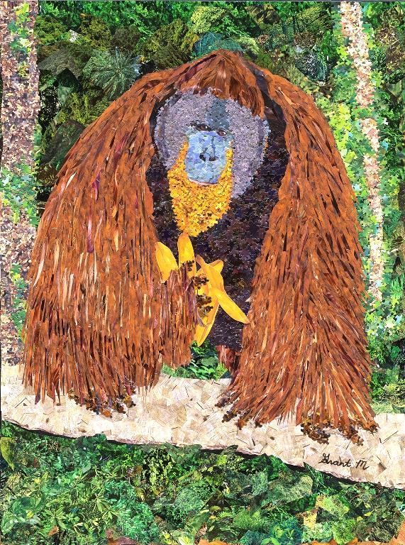 "Grant Manier ""Orangutan"""
