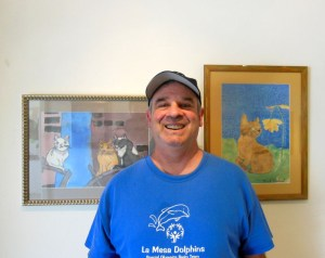 Bernie Rimland's son Mark is an artist on the autism spectrum who lives independently in San Diego.