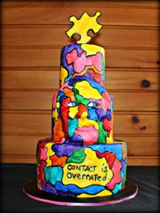 Cake by Laura Peterson