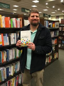 Ron at Barnes & Nobles