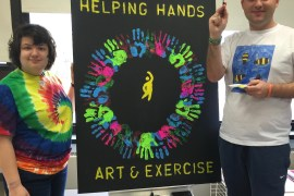 Helping Hands Art & Exercise