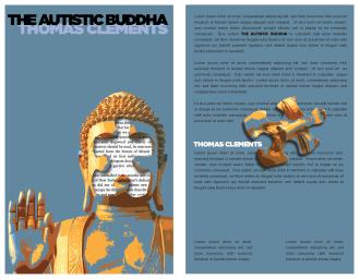 The Autistic Buddha Cover