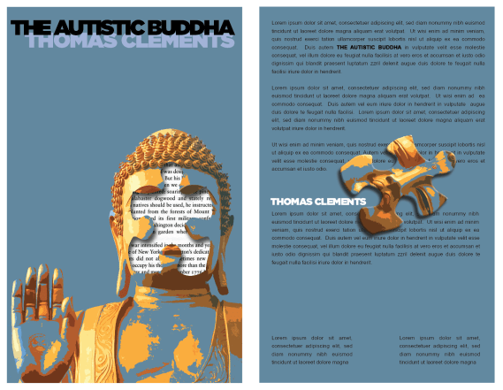 The Autistic Buddha Cover