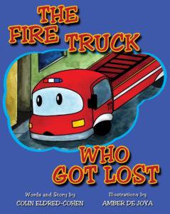 Fire Truck Who Got Lost