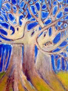 """Kimberly Tucker """"Tree for Peace"""""""