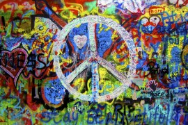 Lennon Wall Europe