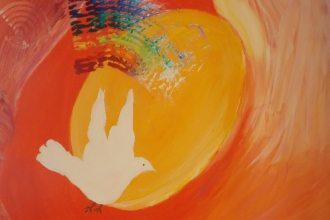 Neri Avraham Peace Bird